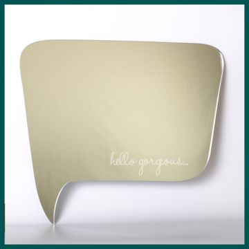 Personalised Mirrors