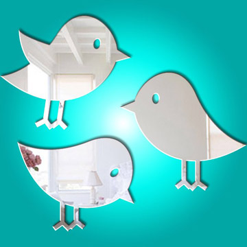 Tweet Birds mirror