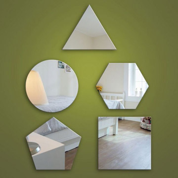 Shapes set Mirror