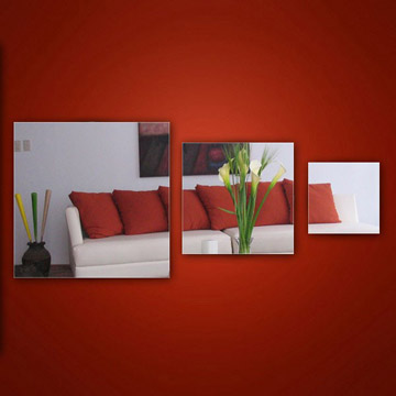 Square Set Mirrors