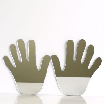 Baby Hands Mirror