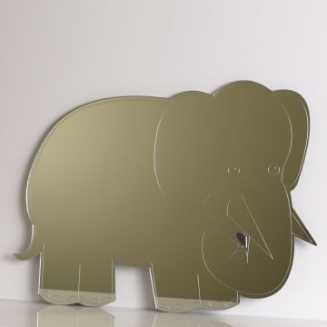 Elephant 'Jungle' Mirror