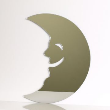 Happy Moon Mirror