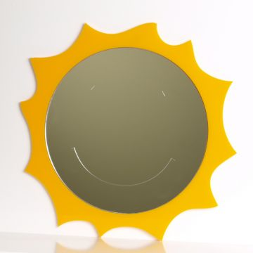 Happy Sun Mirror