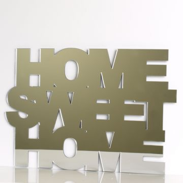 Home Sweet Home Mirror