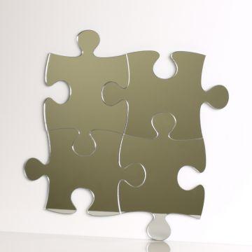 Jigsaw Puzzle Mirror