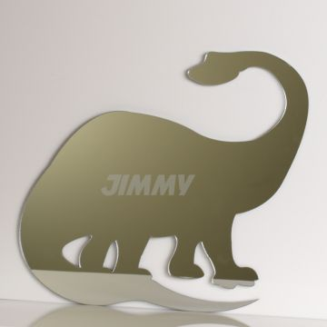 Personalised Brontosaurus Dinosaur