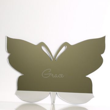 Personalised Butterfly  (Flutter)