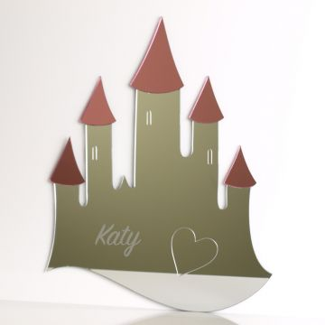 Personalised Fairytale Castle Mirrors