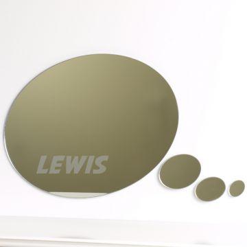 Personalised Idea Bubble Mirror