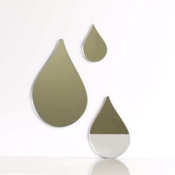 Raindrop Mirrors