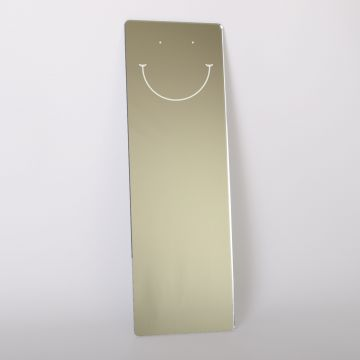 Smiley Face Dressing Up Mirror