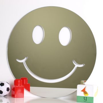 Smiley Face Mirror