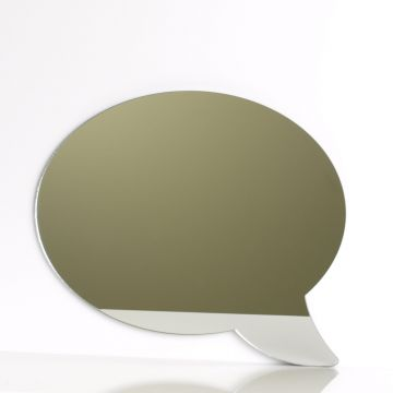 Speech Bubble Mirror