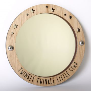 Twinkle Twinkle Little Star Mirror