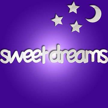 Sweet Dreams mirror