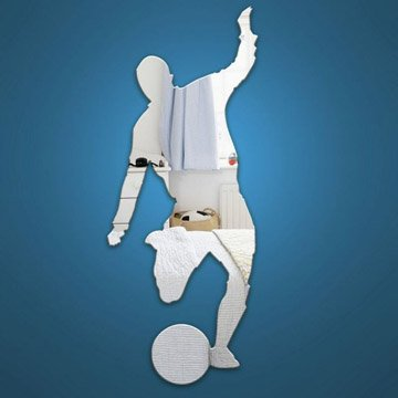Footballer Mirror