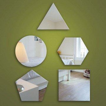 Shapes set Mirror