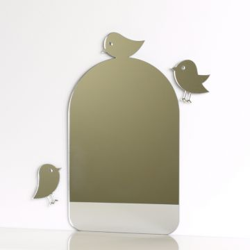 Birdcage mirror (plain)