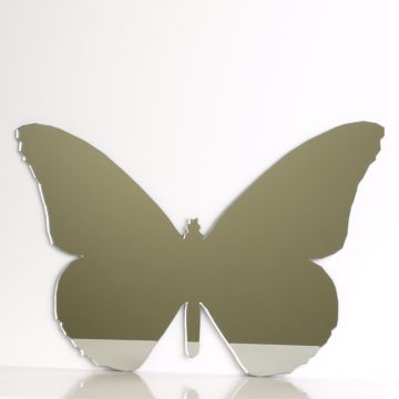 Butterfly Mirror (Plain)