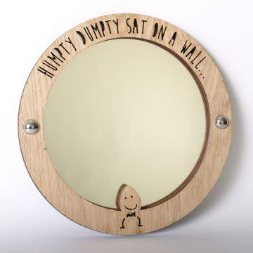 Humpty Dumpty Mirror