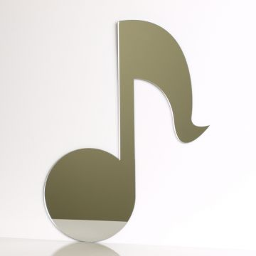 Musical Note Mirror - Quaver