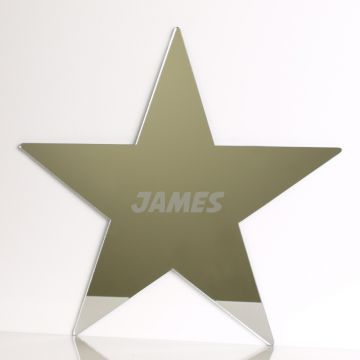 Personalised Star Mirror