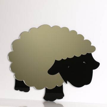 Sheep (Wooly) Mirror