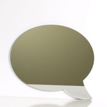 Speech Bubble Mirror