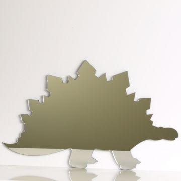 Stegosaurus Dinosaur Mirror