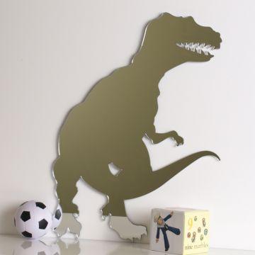 Tyrannosaurus Rex Dinosaur Mirror
