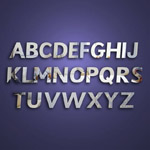 Alphabet School Pack Mirrors