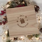 Personalised Christmas eve box