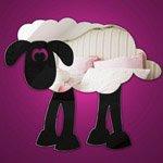 Sheep Mirror