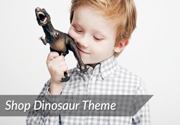 Shop by Dinosaur Theme
